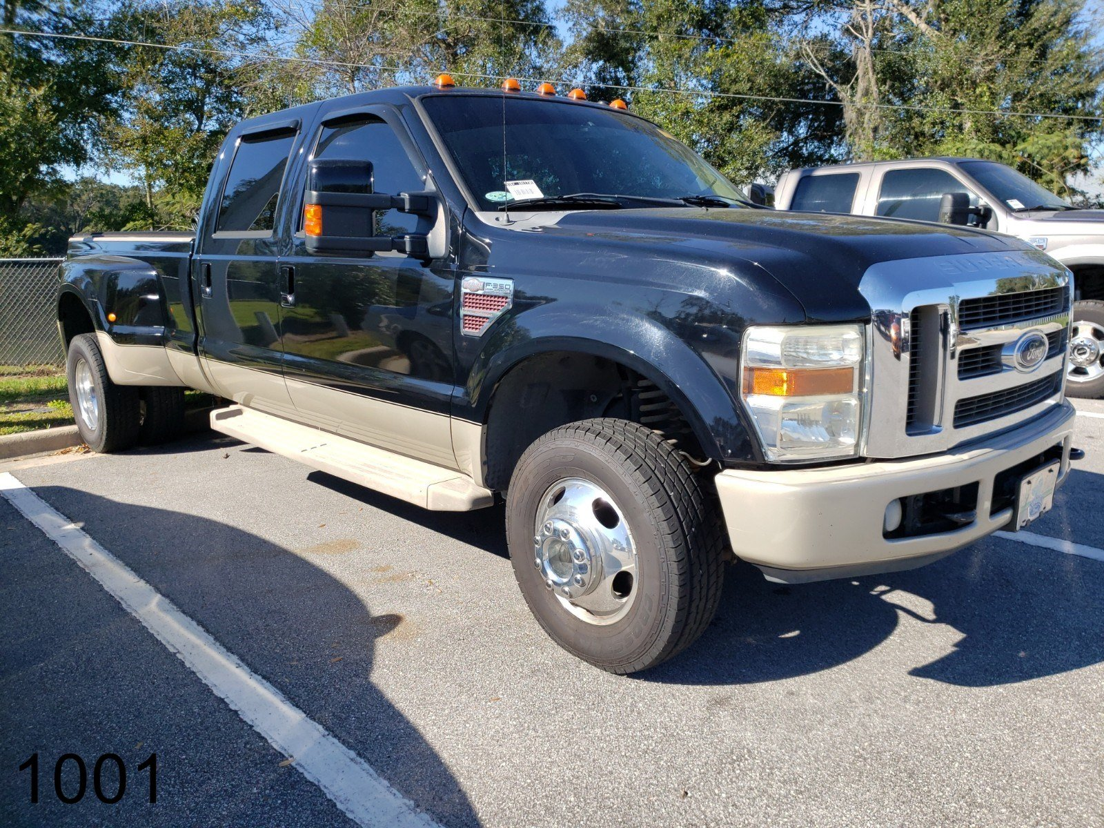 Pre-Owned 2008 Ford Super Duty F-350 DRW 4WD DRW