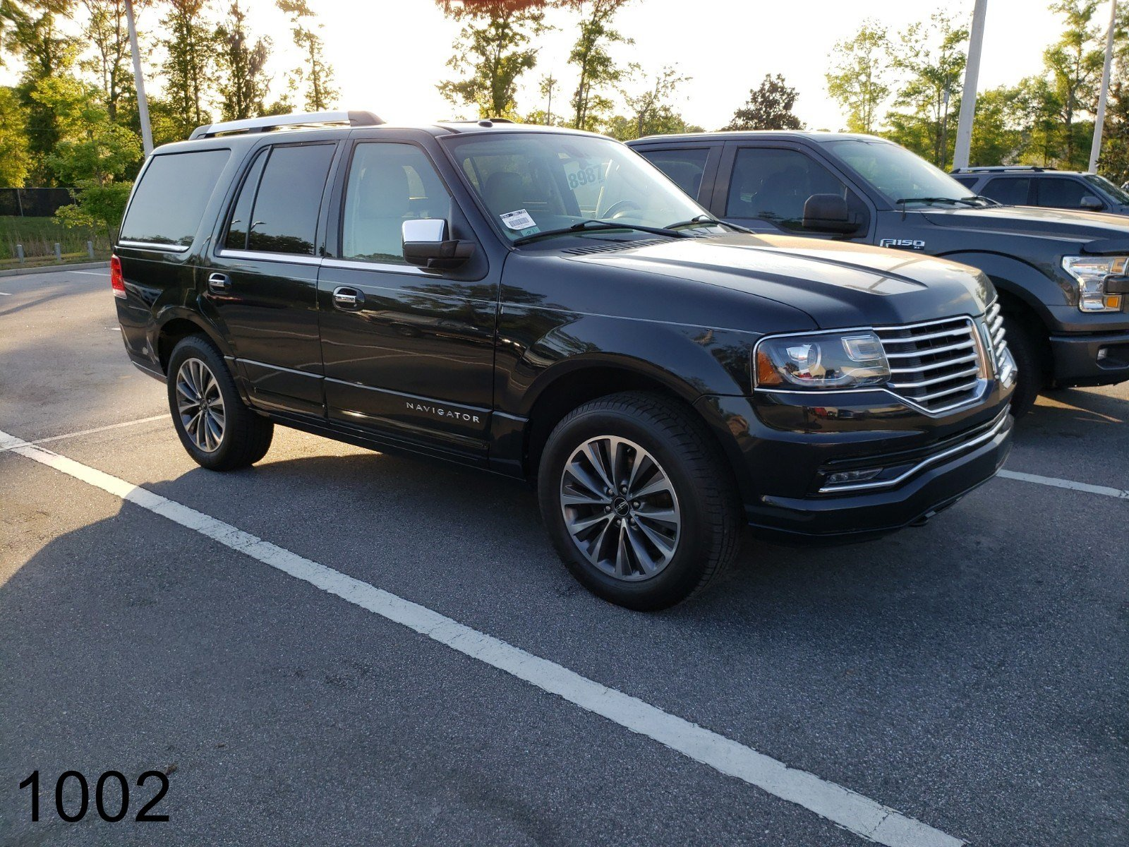 Pre-Owned 2015 Lincoln Navigator 2WD