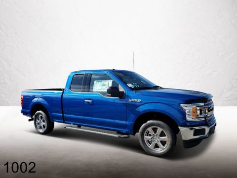 Pre-Owned 2018 Ford F-150 2WD