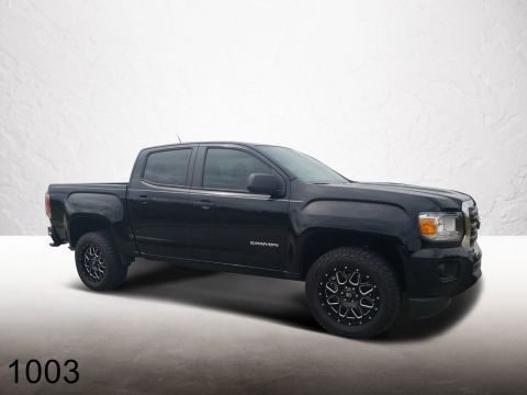 Pre-Owned 2018 GMC Canyon