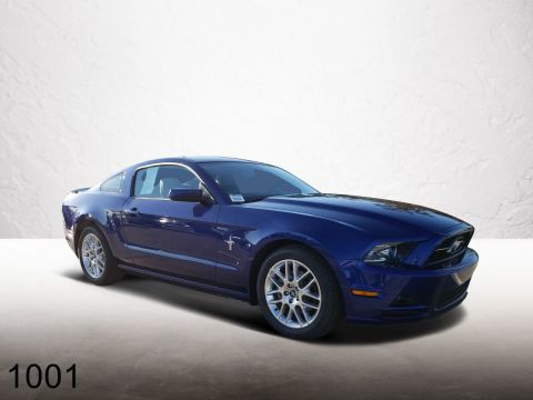 Pre-Owned 2013 Ford Mustang PREMIUM